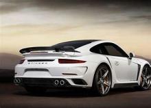 Certificat de Conformité Porsche  : Voiture importée